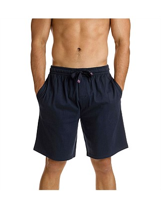 Classic Jersey Knit Sleep Short