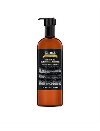Grooming Solutions Nourishing Shampoo + Conditioner 500mL