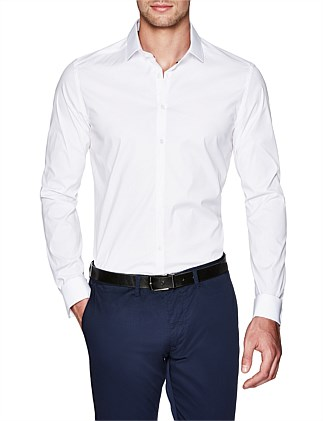 Garreth Tapered Fit Dress Shirt