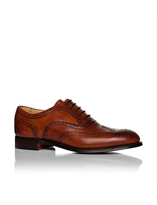 Arthur Iii Calf Wing Tip Brogue Oxford