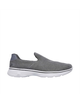 Go Walk 4 - Magnificent Slip On Sneaker