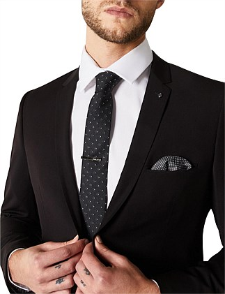Fenwick Skinny Tailored Suit Jacket