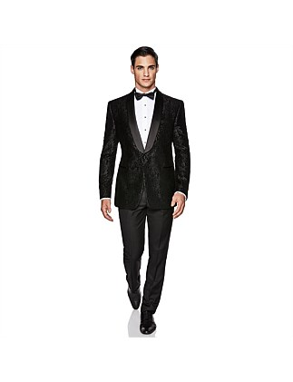 Viktor Slim Tailored Velvet Jacket