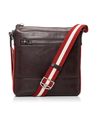 Trainspotting Small Cross Body Messenger With Flap
