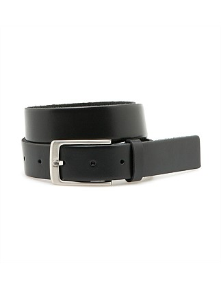 Career Leather Belt