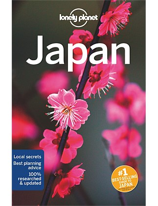 Japan Travel Guide -15th Edition