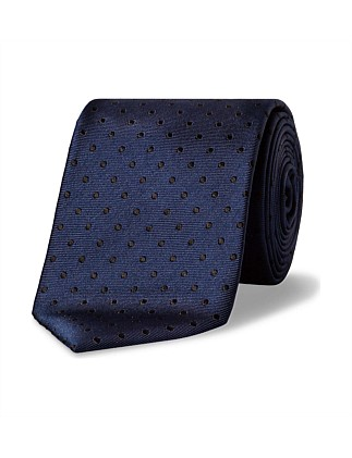 SMALL DOT TIE