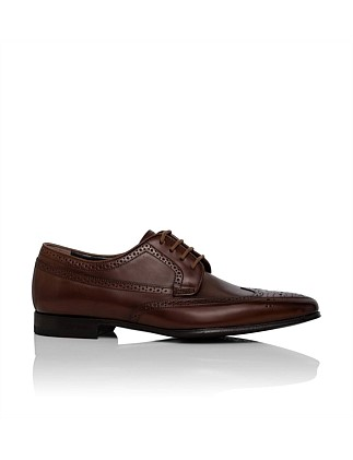 Watson Leather Derby