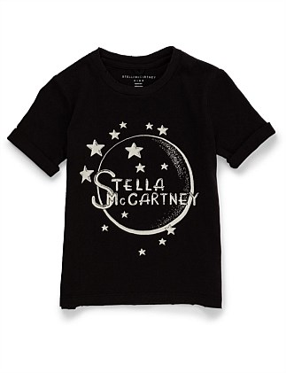 STELLA MOON TEE (4-8YRS)
