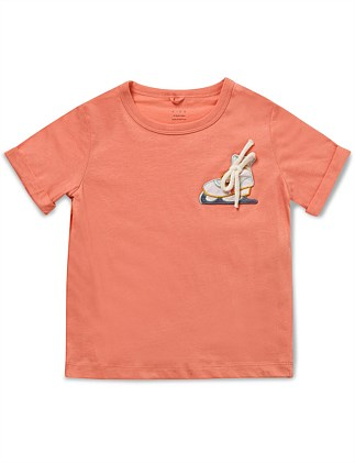 SKATE BADGE TEE (4-8YRS)