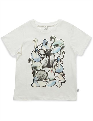 SWAN GROUP TEE (4-8YRS)