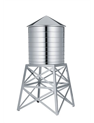 Water Tower Container & Stand