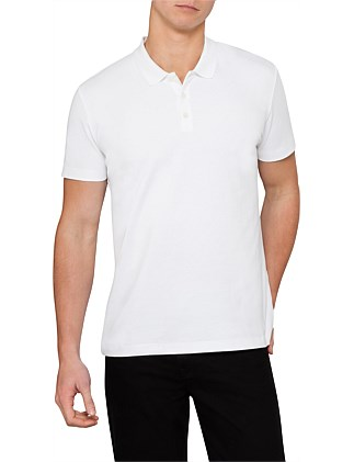Boyd Slim Fit Cotton Polo