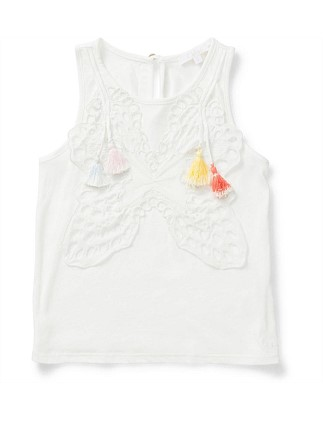 Girls Tank Top (4-12Y)