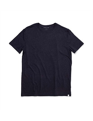 Marlowe 1 Navy Men'S S/S R/N T-Shirt
