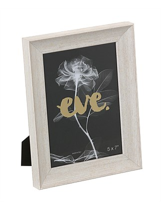 "Riviera Photo Frame 5x7""/13x18cm White"