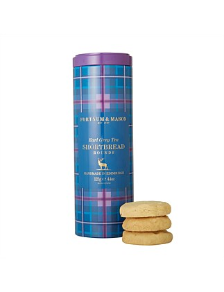 EARL GREY SHORTBREAD 125G