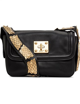 Snake Small Smooth Calf Bag