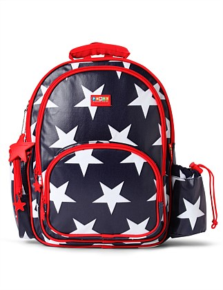 NAVY STAR LARGE BACKPACK