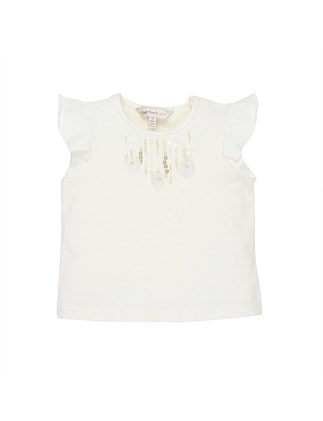 DAZZLE TOPS WITH SEQUINS (6M - 24M)