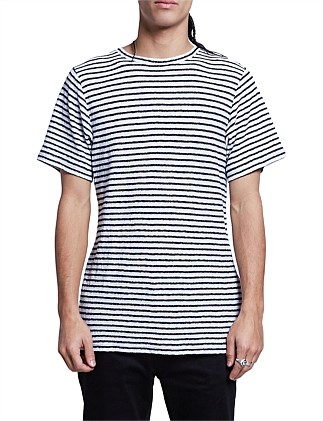 Brandon Stripe Tee