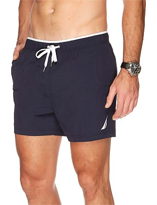 Nautica Logo Swim Short