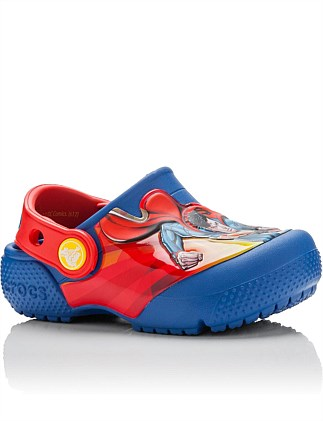 CrocsFunLab Superman Clog BlJ