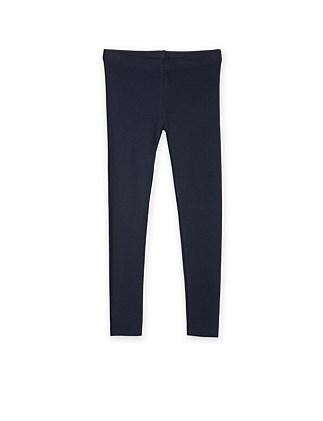 Solid Rib Legging (Girls 2-10)