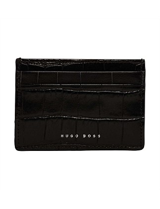 Bags accessories elite croc printed business card case hugo boss colourmoves