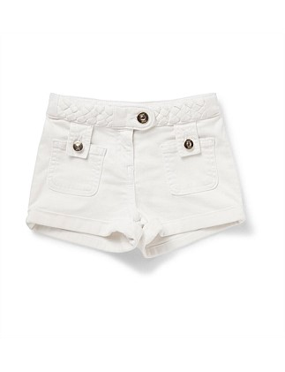 STRETCH SHORTS (4Y)