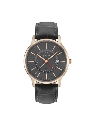 CHESTER Watch - Grey Dial, Grey Strap