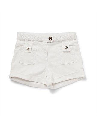 STRETCH SHORTS (6Y - 12Y)