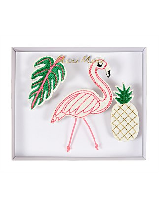 TROPICAL BROOCHE