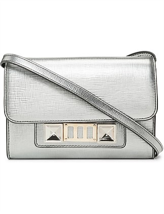 Ps11 Wallet With Strap- Metallic New Linosa