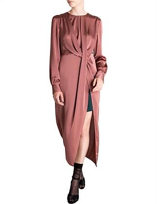edd12cbb5b11 MAPLE SATIN POETRY DRESS. Bianca Spender