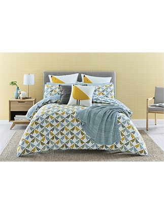 Lintu King Bed Quilt Cover