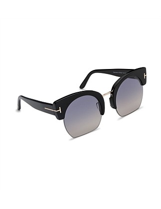SAVANNAH 552-F BLACK SUNGLASSES