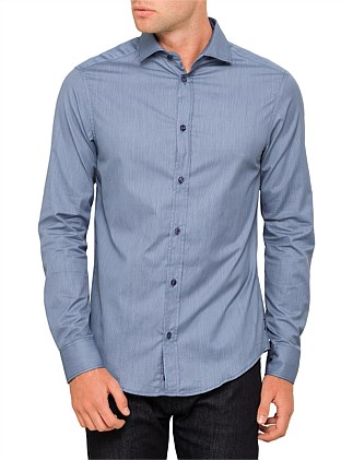 57c1a3ddce TEXTURED SHIRT. Armani Jeans