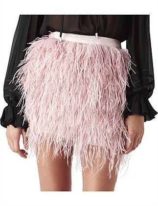 Wattle Feather Skirt