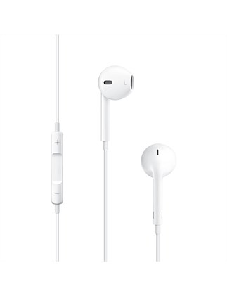 EARPODS WITH REMOTE AND MIC 3.5MM PLUG MNHF2FE/A