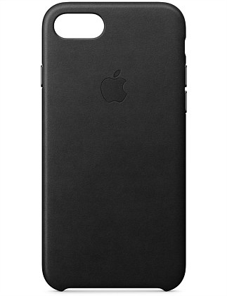 IPHONE 8/7 LEATHER CASE BLACK MQH92FE/A