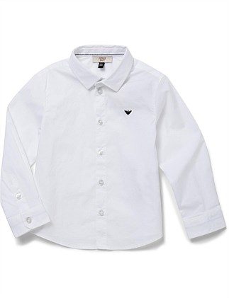 OPTICAL WHITE SHIRT