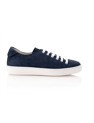 Izzy Nubuck Leather Low Profile Sneaker