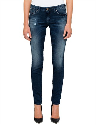 GRACEY LOW RISE SUPER SLIM SKINNY JOGG JEAN