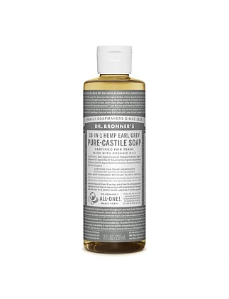 Pure-Castile Liquid Soap Earl Grey  237mL