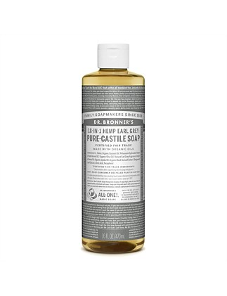 Pure-Castile Liquid Soap Earl Grey  473mL