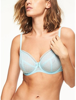 Courcelles Plunging Bra