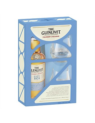Glenlivet Founders Reserve 2 Glass Set