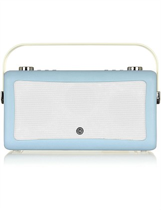 VQ Hepburn MKII DAB+ Digital Radio Blue