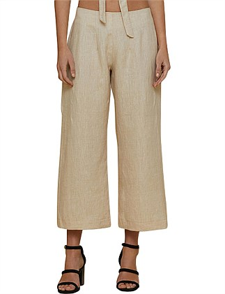 CALIFORNIA CROPPED PANT
